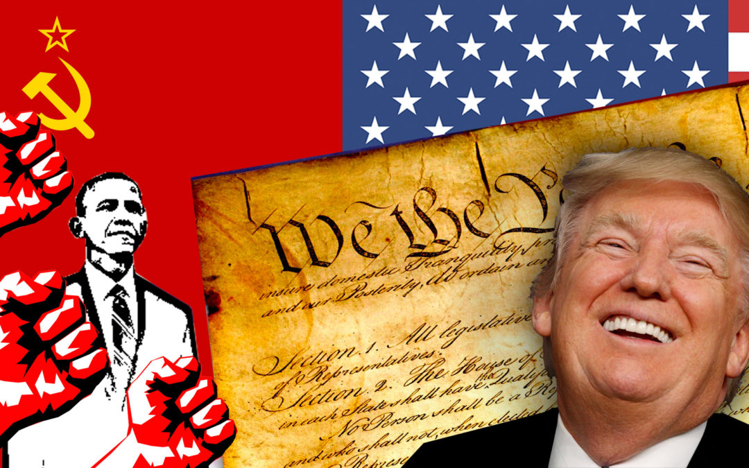 The Trump Presidency so Far: The Counterrevolution Continues, And with a Vengeance, While Americans' Lives Improve