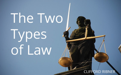 The Two Types of Law