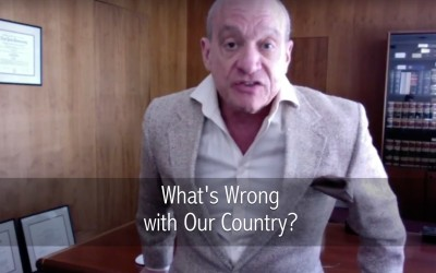 Video: What's Wrong With Our Country?